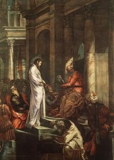 Jesus sentenced