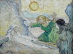 Raising of Lazarus-Van Gogh