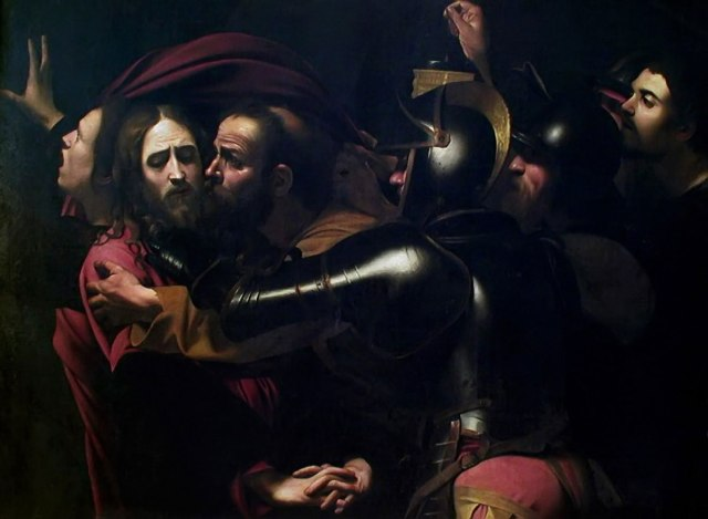 Kiss-of-Judas-Caravaggio-1602