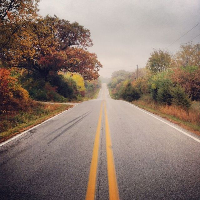 Down the road of change
